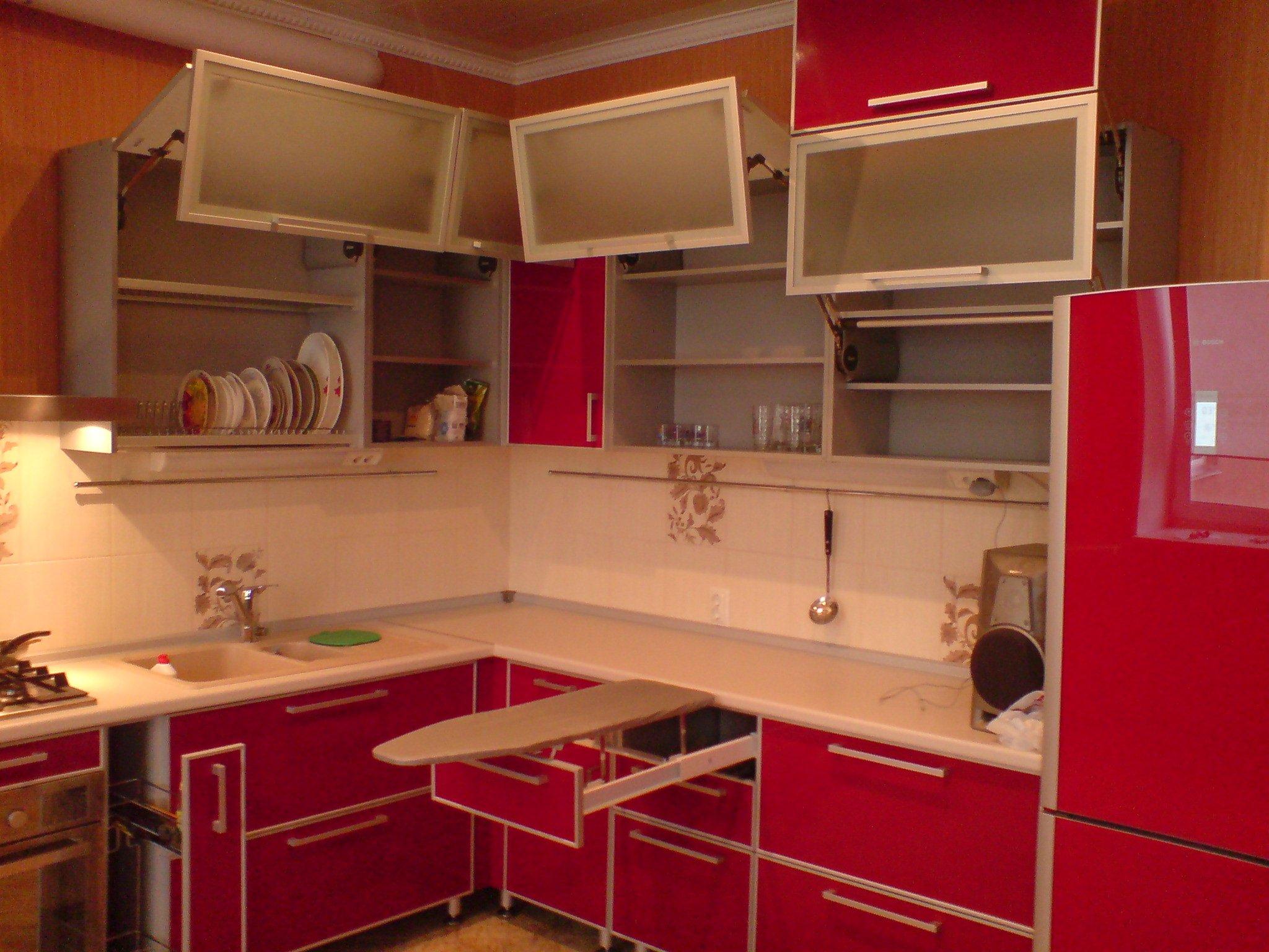 Мебель на заказ. встроенные кухни.: 5167397 - кухонные гарни.